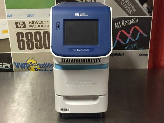 Applied Biosystems StepOne Plus Real-Time qPCR System