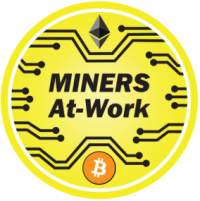 Miners at Work ICO logo