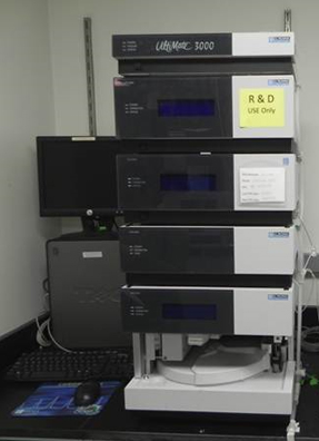 Dionex Ultimate 3000 Stack HPLC System