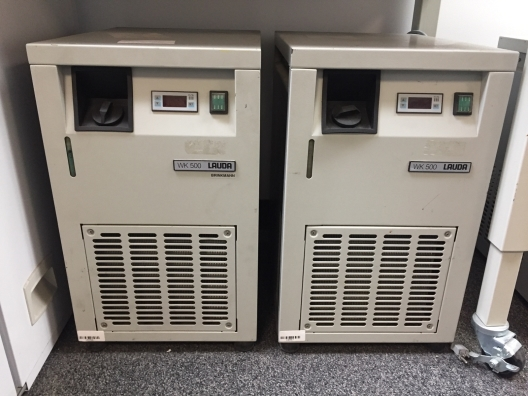 Lauda WK 500 Recirculating Chiller