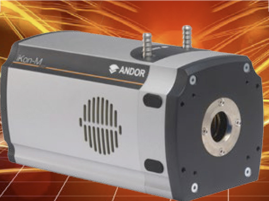 Andor Technology iKon-M PV Inspector Series Back Illuminated CCD, Deep Depletion with fringe (Demo)  Microscope Camera