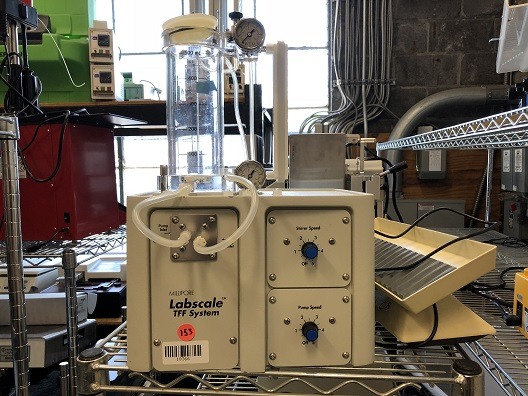 Millipore Labscale TFF System (29751) Tangential Flow Filtration Systems