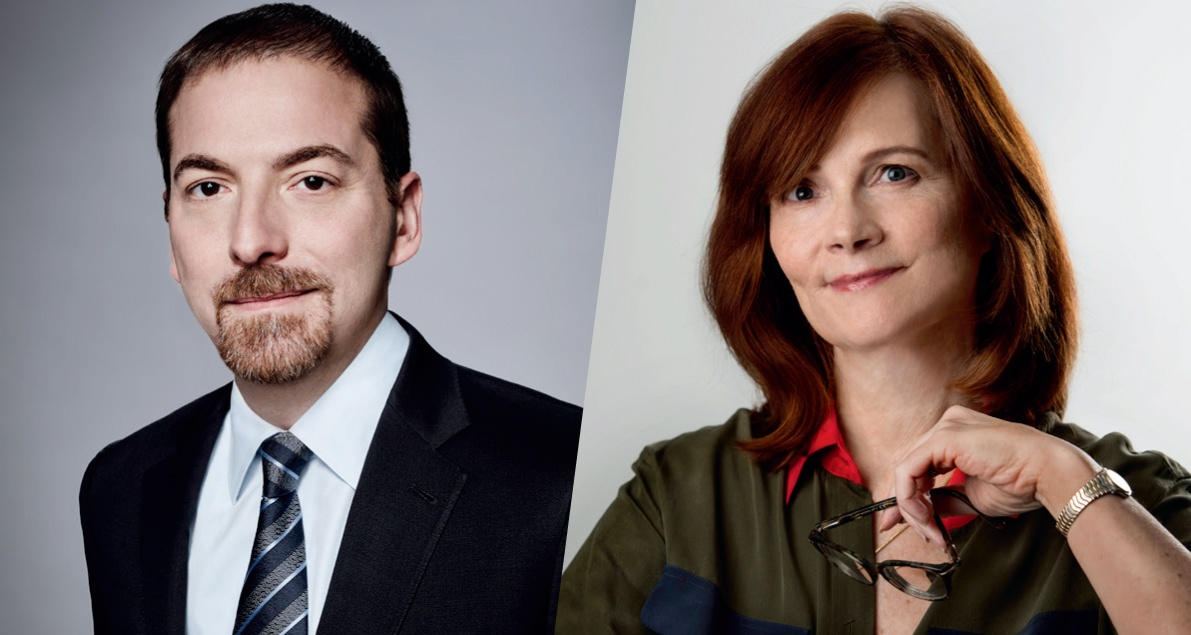 Journalism or art a conversation with chuck todd and ann hornaday journalism or art a conversation with chuck todd and ann hornaday afi docs film festival get tickets elevent m4hsunfo