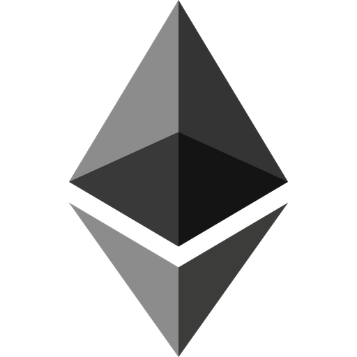 logo of featured expert reviews of cryptocurrency Ethereum