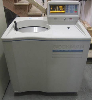 Beckman Coulter Optima XL-100K Floor Ultra Speed Centrifuge