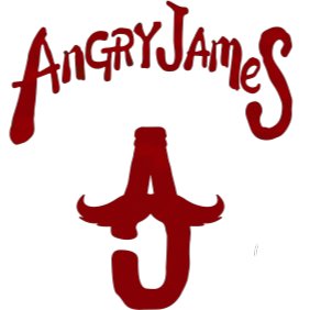 Angry James Brewing Co logo