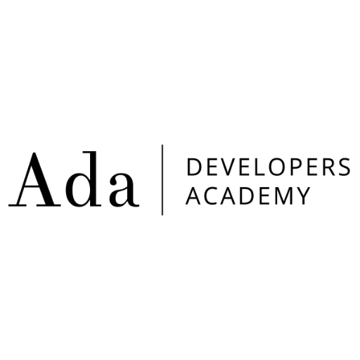 Logo of Ada Developers Academy: Tuition-free Developer Training & Paid Internship