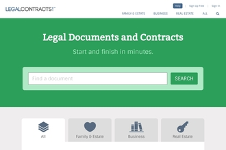 Image of LegalContracts.com Australia Review (2018)