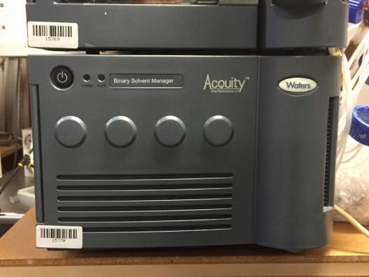 Waters Acquity Binary Solvent Manager UPLC Binary Solvent Manager
