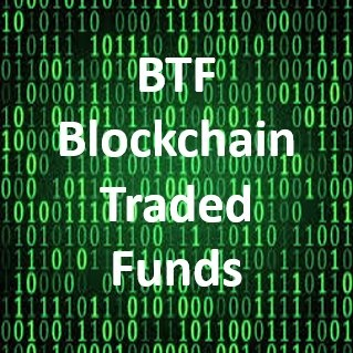 Blockchain Traded Fund ICO logo