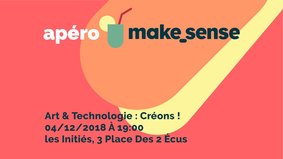 Image of the event : Art & Technologie : créons !