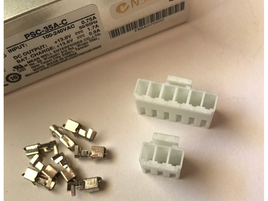 MEAN WELL PSC-35 Connector Kit