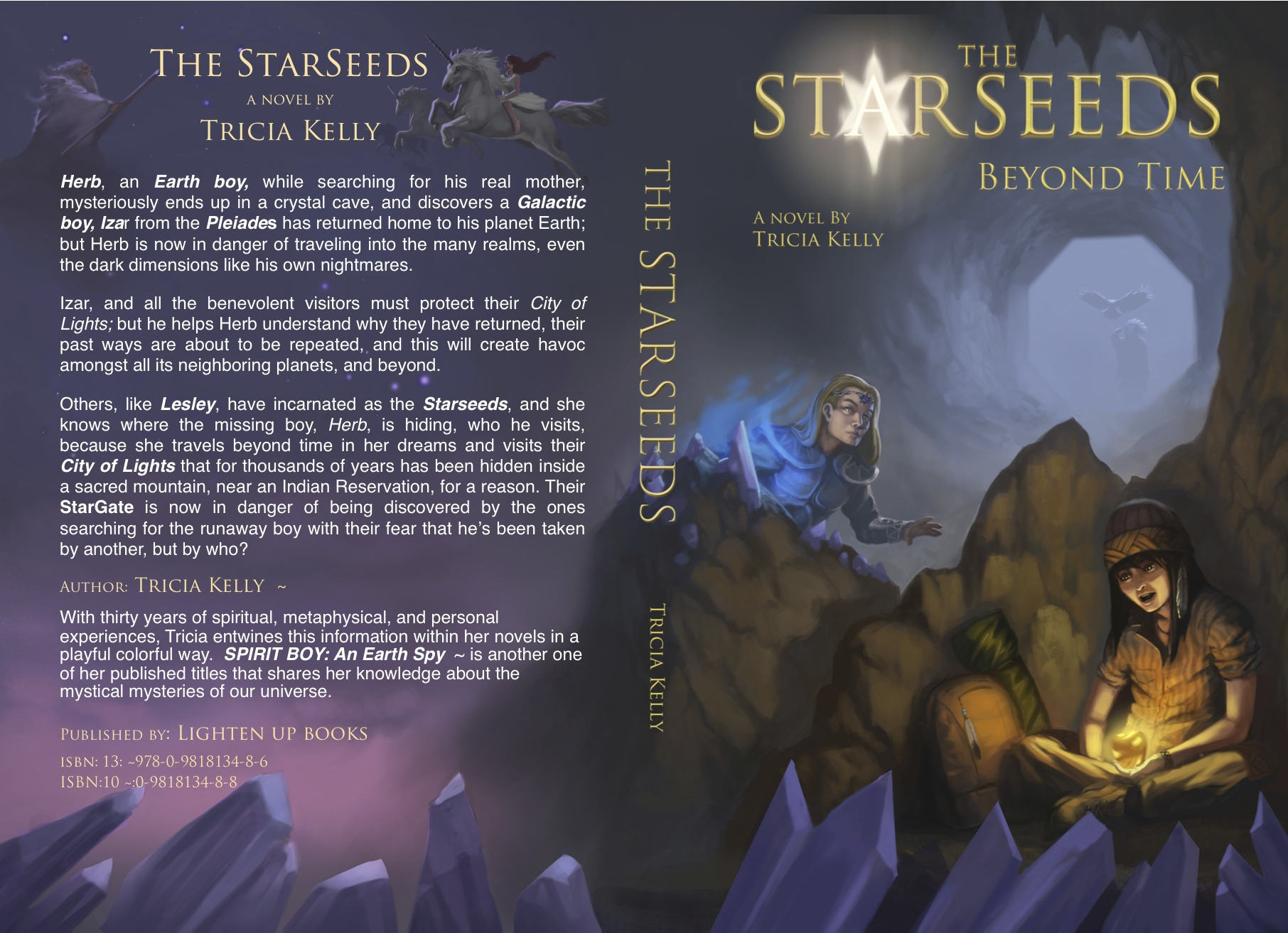 TaleFlick Marketplace | The Starseeds: Beyond Time by Tricia
