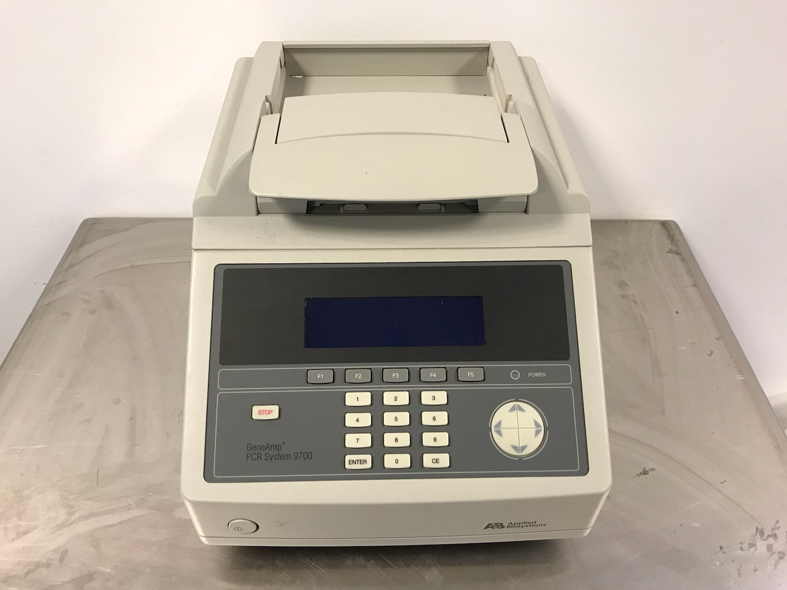 Applied Biosystems Geneamp 9700 PCR / Thermal Cyclers