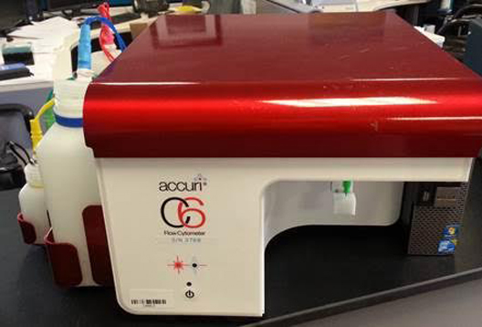 BD BioScience Accuri C6 Flow Cytometer