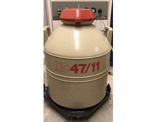 MVE Cryogenics XC 47/11-6SQ Cryo Storage Tank