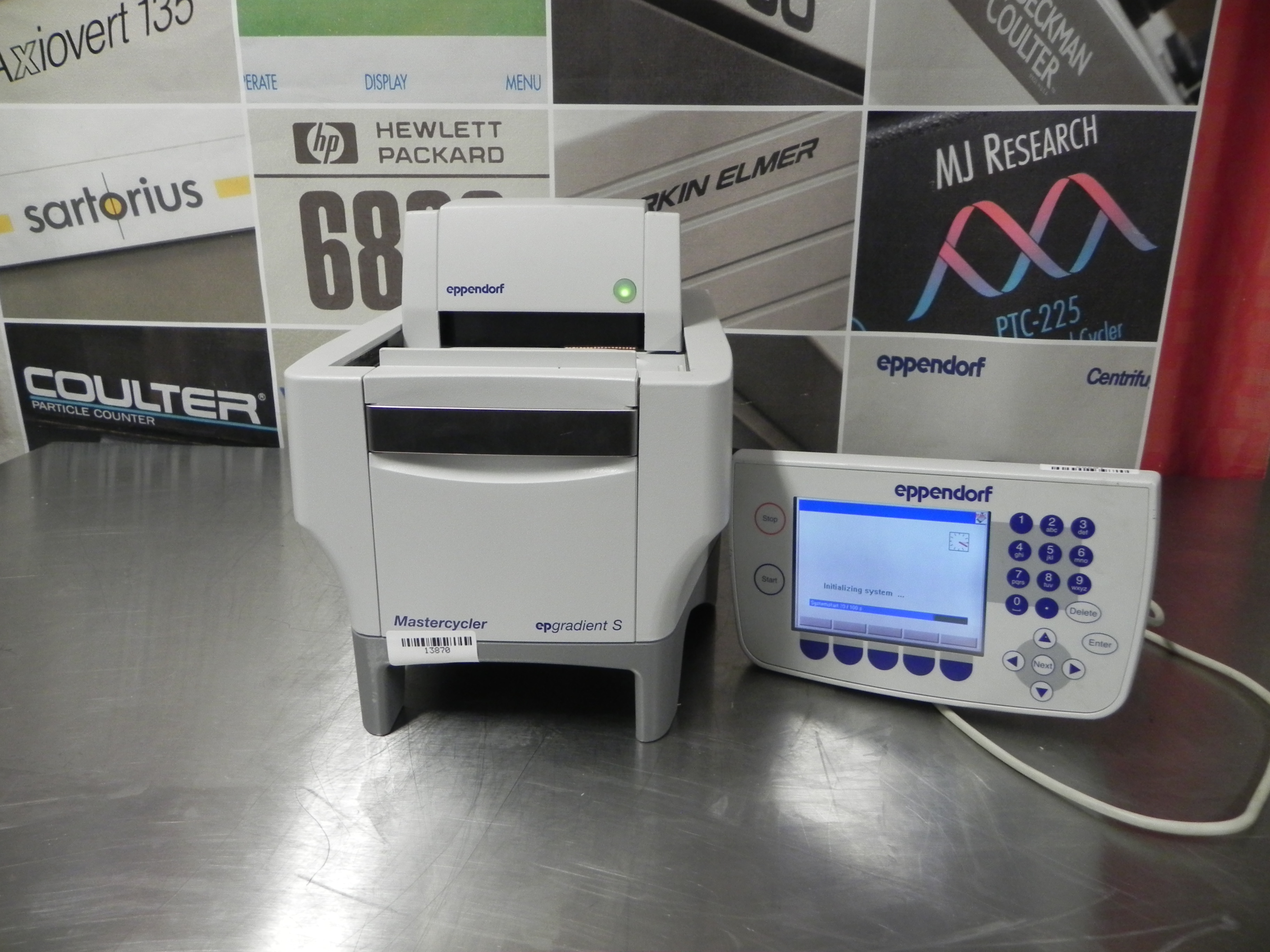 Eppendorf Mastercycler EP Gradient PCR / Thermal Cycler
