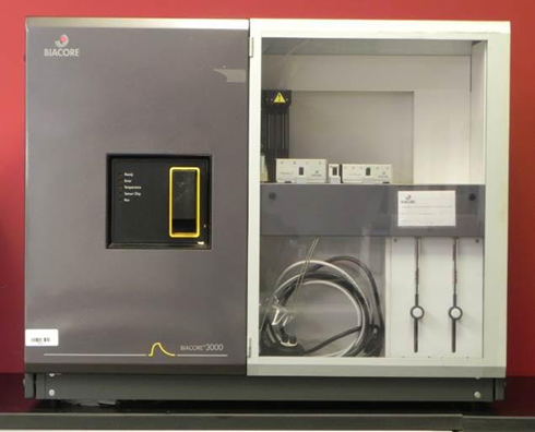 GE Biacore Biacore 3000 Surface Plasmon Resonance Instrument