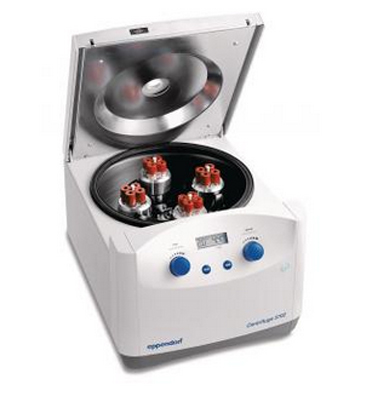 Eppendorf NEW Model 5702 Benchtop Refrigerated Centrifuge