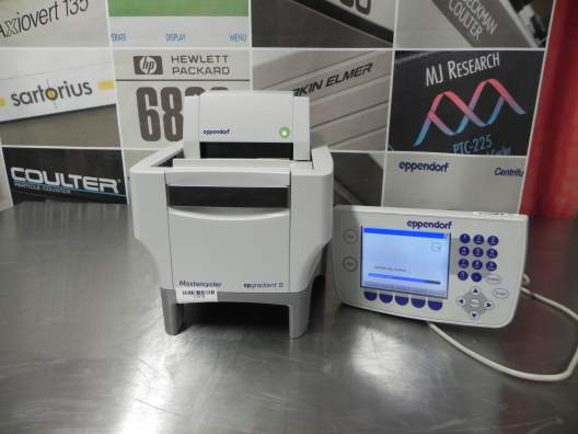 Eppendorf Mastercycler EP Gradient S PCR / Thermal Cycler