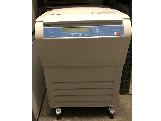 Thermo Sorvall Legend XFR Refrigerated Floor Model Centrifuge