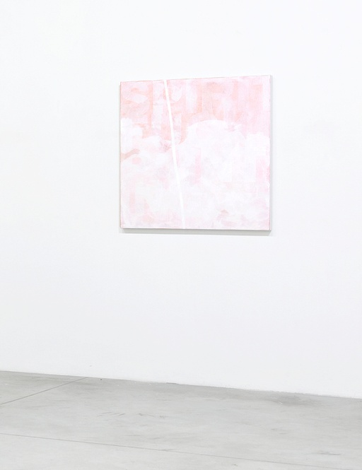 Installation view, Untitled