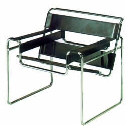 Pair of Wassily Chairs by Marcel Breuer for Thonet