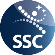 Swedish Space Corporation logo