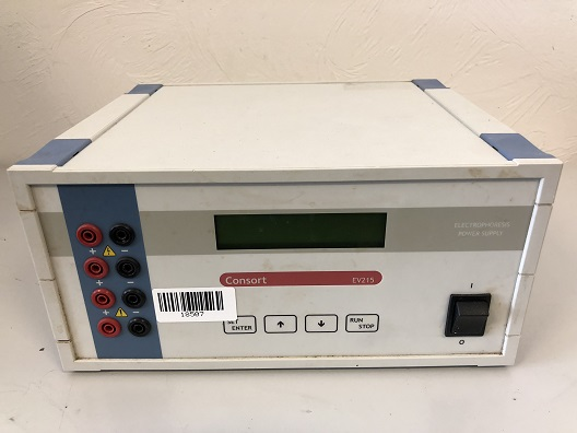 Consort EV215 Electrophoresis Power Supply