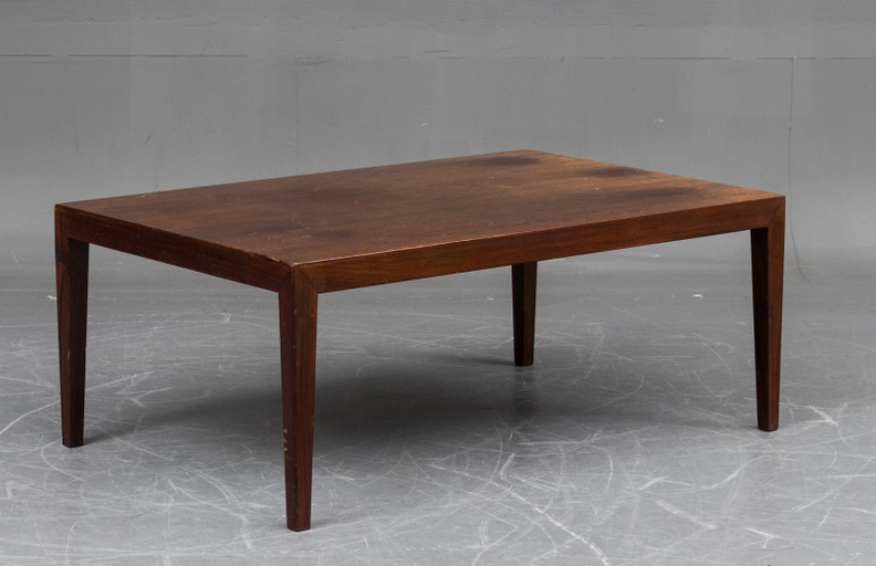Danish Design Coffee Table for Haslev Mobelfabrik