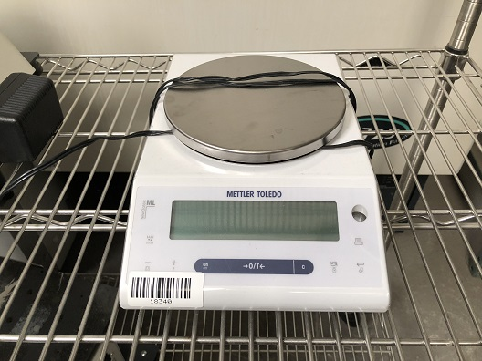 Mettler Toledo ML1501E /03 Analytical Balance