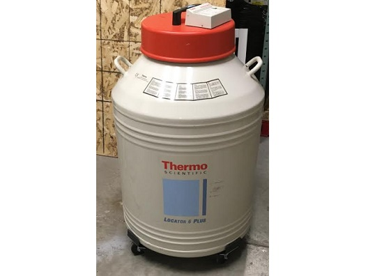 Thermo Scientific Locator 6 Plus Cryo Storage Tank
