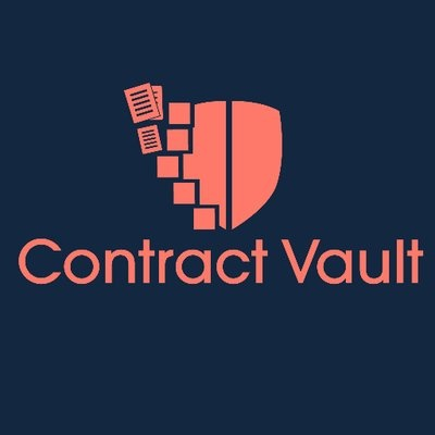 Contract Vault ICO logo