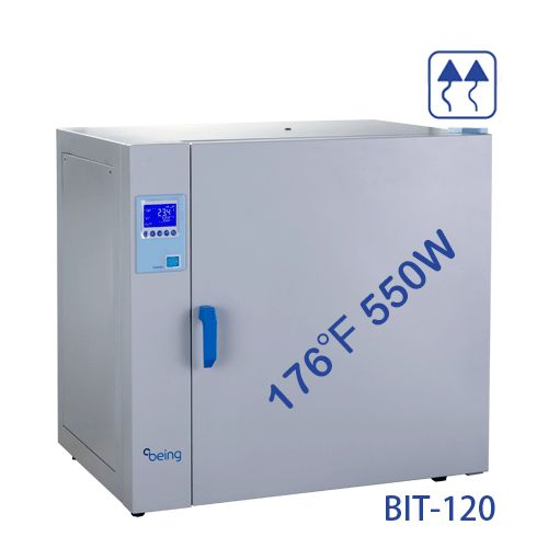 Being Instruments BIT-120 *NEW* Convection Incubator