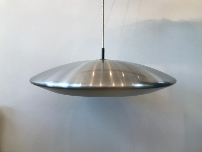 Danish Diskos Flying Saucer Pendant Lamp by Jo Hammerborg for Fog & Mørup