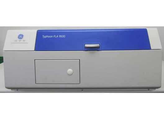 GE Healthcare Typhoon FLA 9500 Variable Mode Imager System