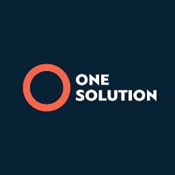 One Solution ICO logo