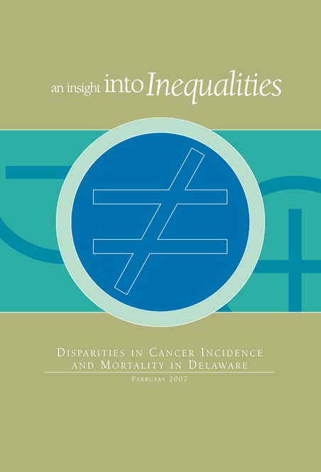 Disparities in Cancer Incidence and Mortality in Delaware 2007
