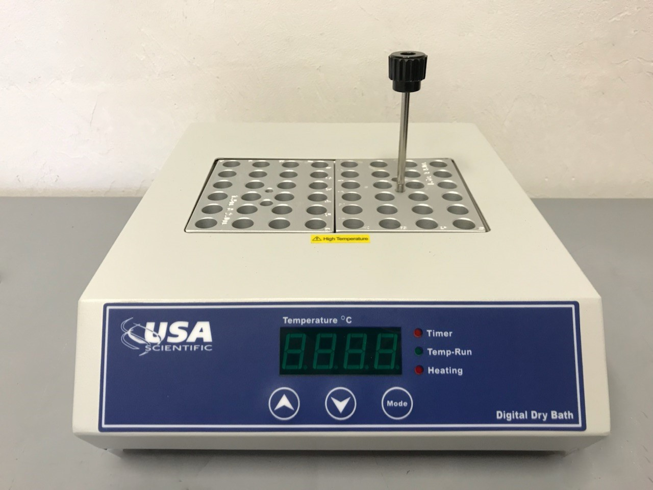 USA Scientific BSH1002 Dry Bath Incubator