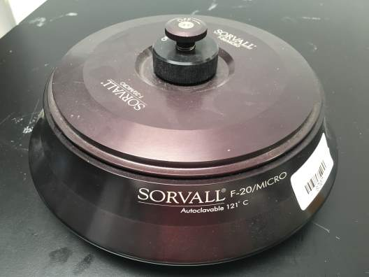 Sorvall F-20/Micro Rotor