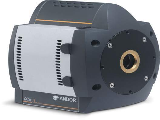 Andor Technology iXon3 860 BV EMCCD *NEW* Microscope Camera