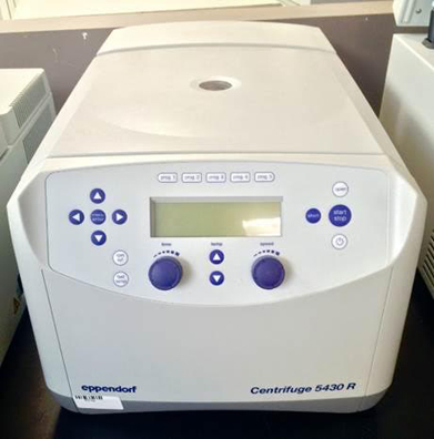 Eppendorf 5430R Refrigerated Microcentrifuge