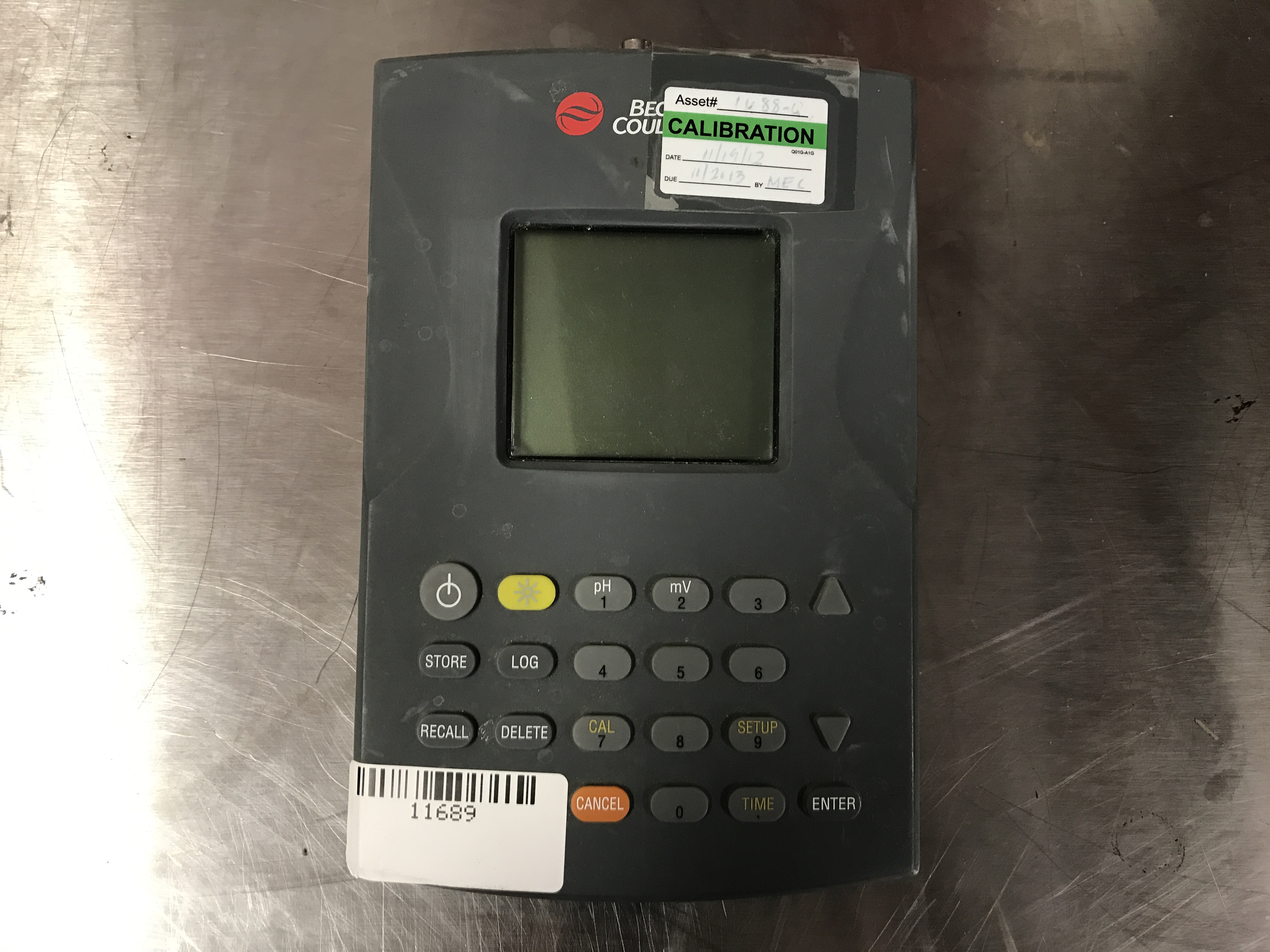 Beckman Coulter PHI510 pH Meter