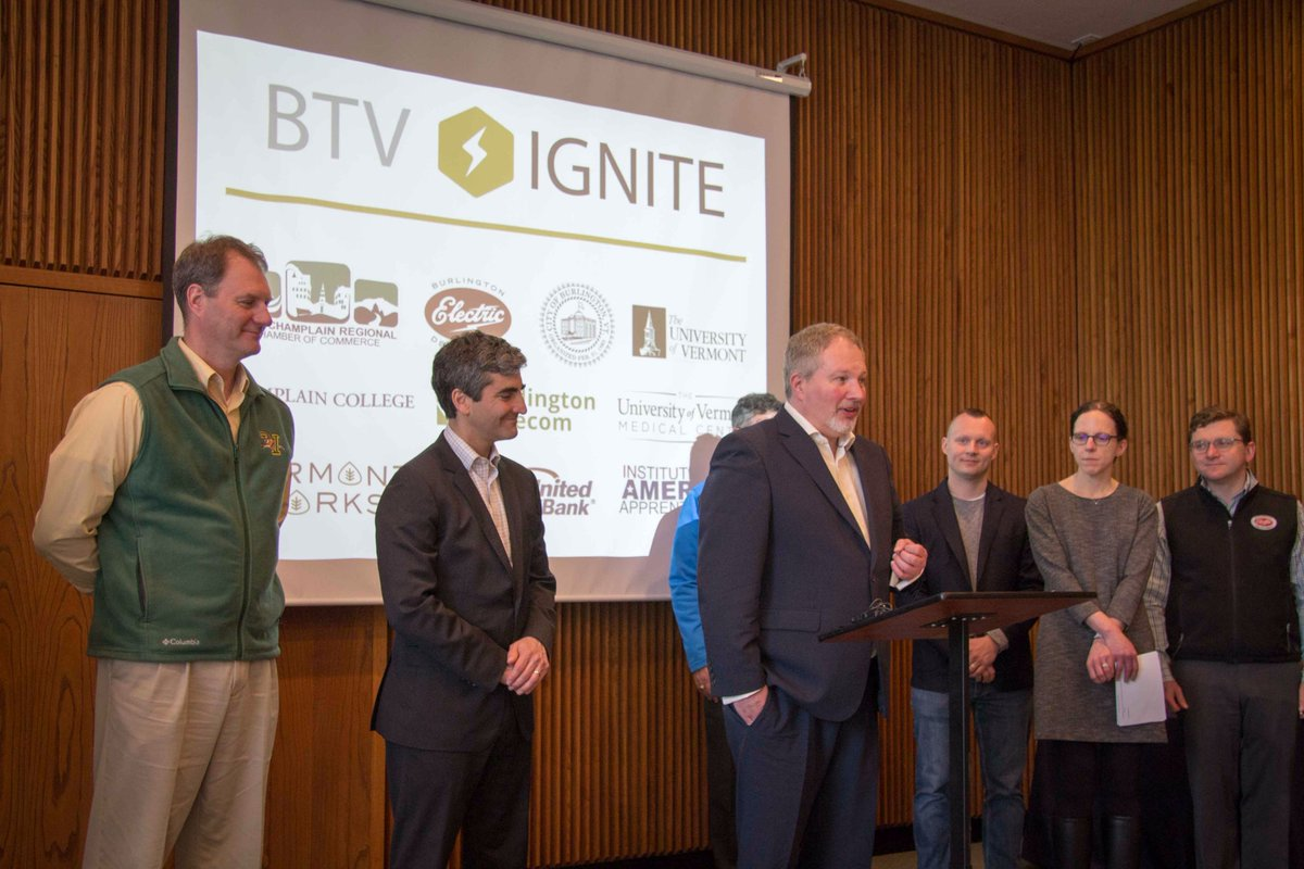 BTV Ignite launches Innovation Week 2017