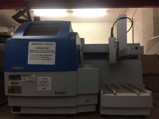 Biotage Initiator Classic Microwave Synthesis System