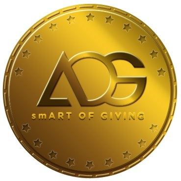 smART OF GIVING ICO logo