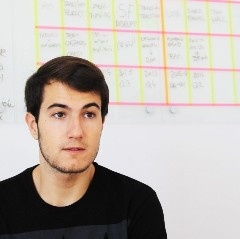 a photo of crypto expert reviewer Luis Ivan Cuende