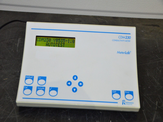 Meterlab CDM230 Conductivity Meter