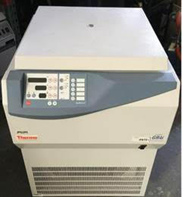 Thermo Forma Jouan GR4i Refrigerated Floor Model Centrifuge