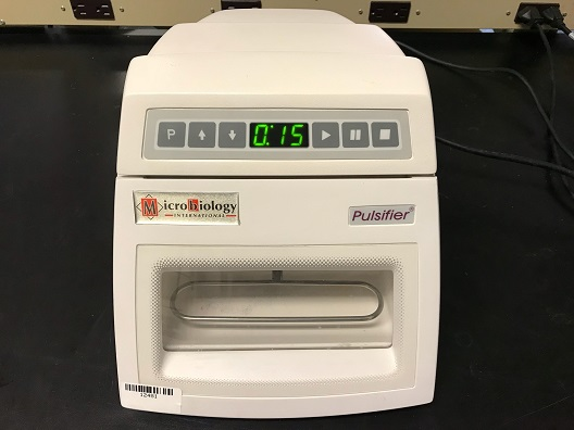 Microbiology International Pul100 Pulsifier